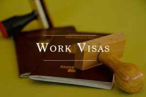 getting work visas