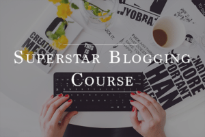 superstarbloggingcourse